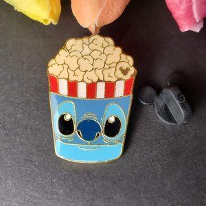 4/$25 Disney Hidden Mickey Popcorn Stitch Pin